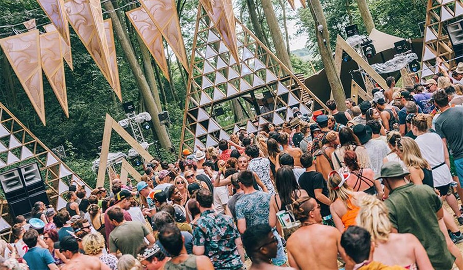 Noisily Festival - Noisily stage
