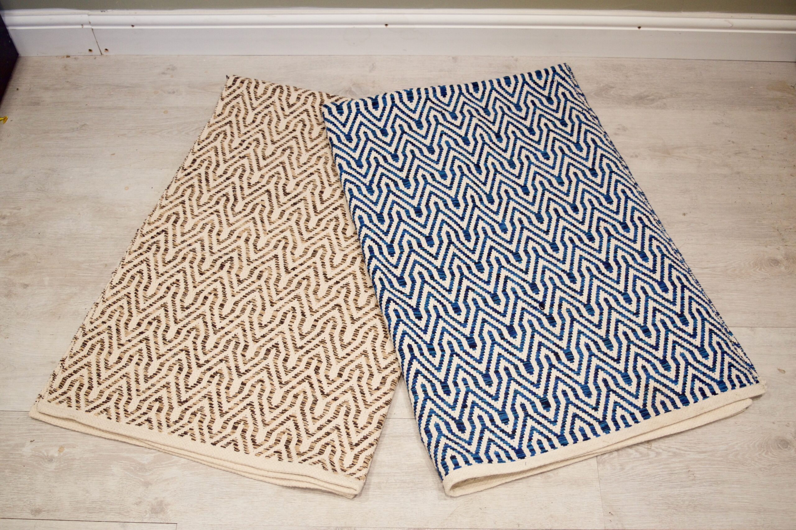 Rugs designed to fit your yurt perfectly