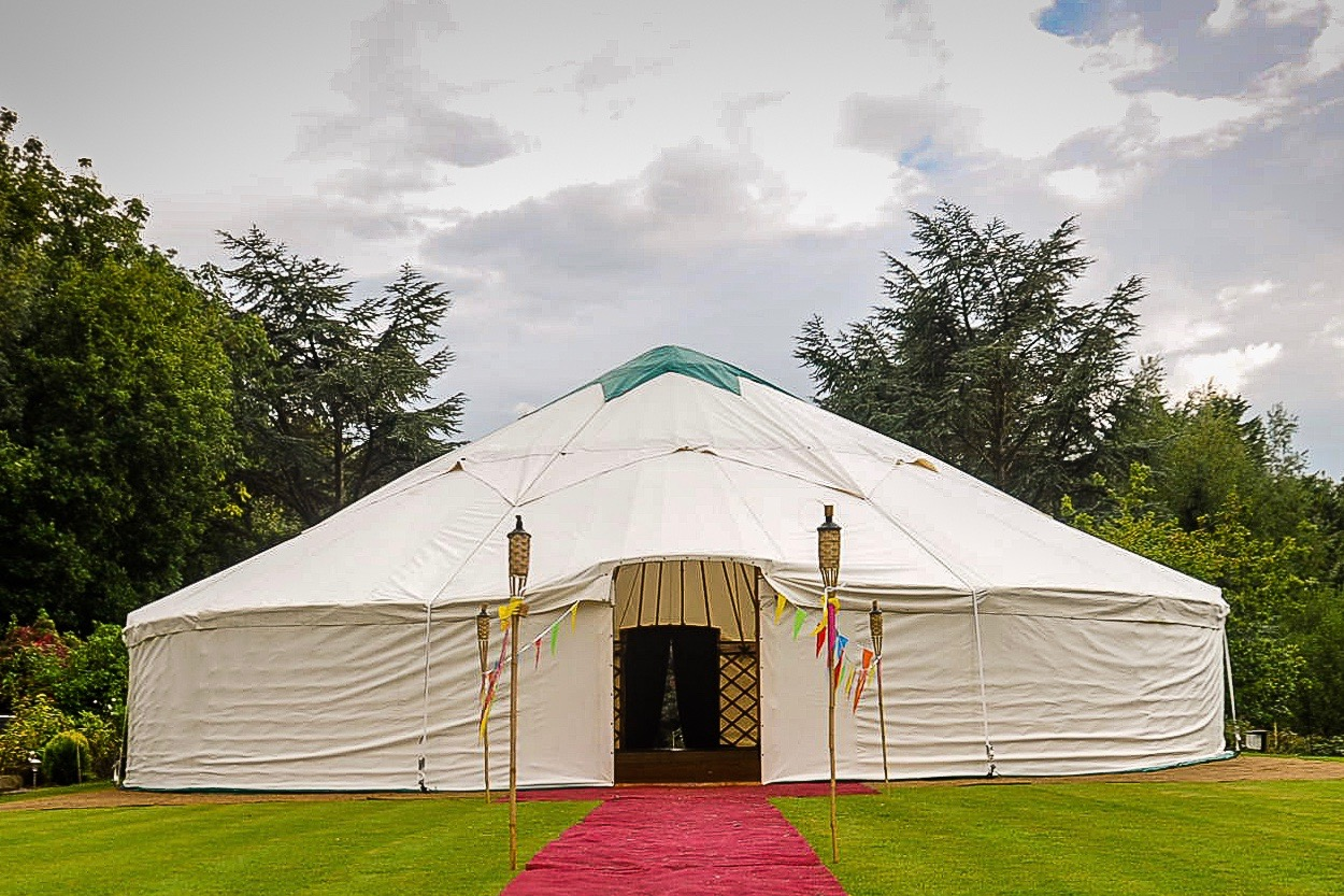 Structure Hire - Bell Tents