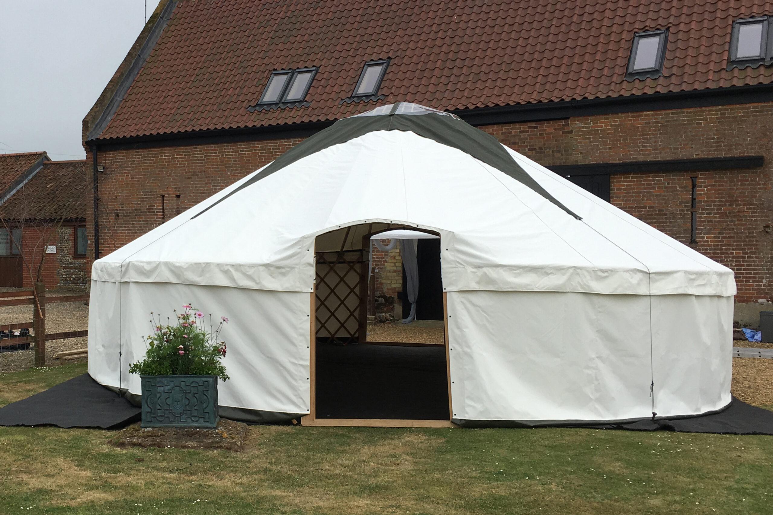 Structure Hire - Accommodation Yurts